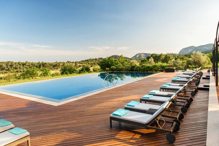 Mallorcalainen luksushotelli<br /> houkuttelee etätöihin
