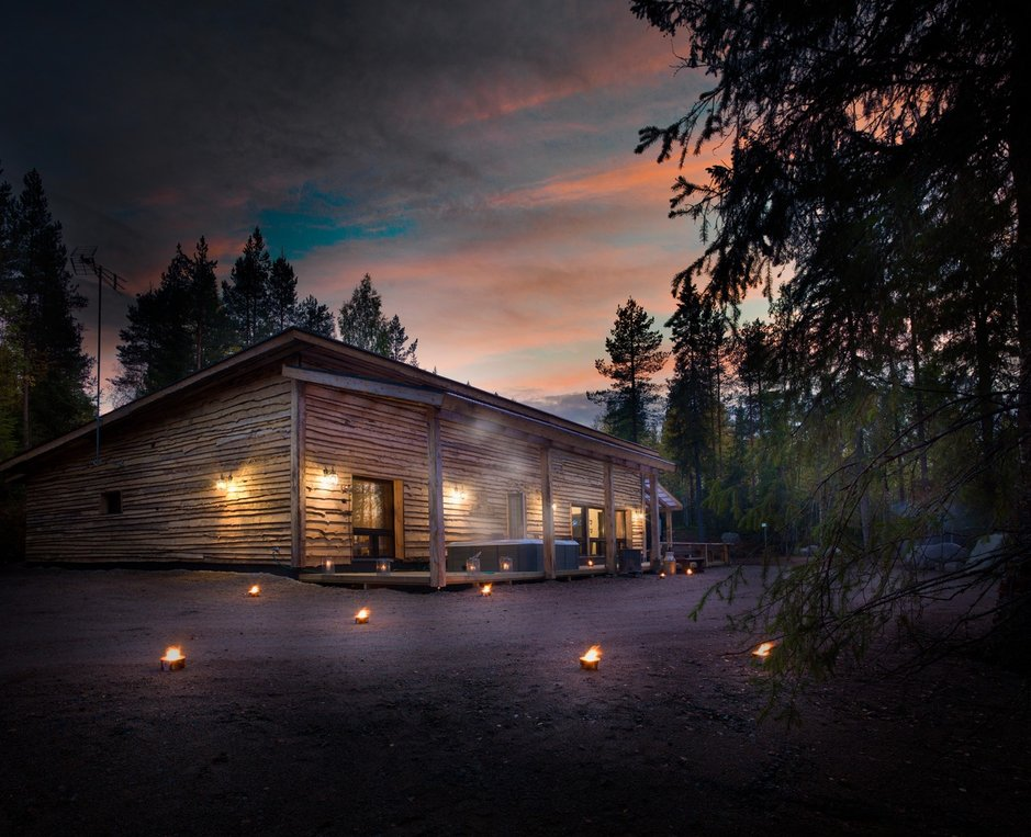 Metsäkyly Rovaniemeltä on Lapin<br /> ensimmäinen sertifioitu laatusauna<br />