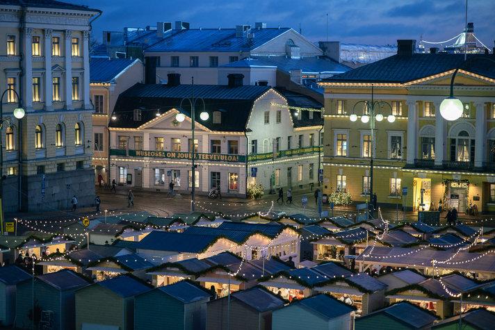 Helsingin kaupunkimuseon<br /> kohteet jälleen ennätykseen