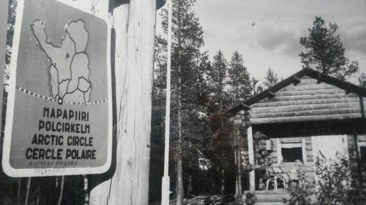 Kuuluisa Rooseveltin maja<br /> remontoidaan Napapiirill&auml;