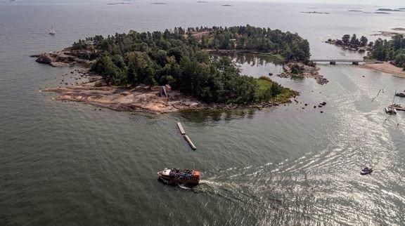 Helsingin lähisaaret<br /> avautumassa pian