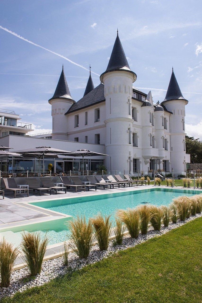 Hotel RelaisChâteau des Tourelles majoittaa myös Zlatan Ibrahimovicin ja muut Ruotsin jalkapallotähdet
