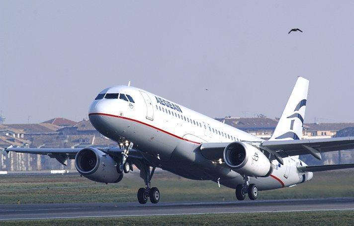 Aegean Air lentää Helsingistä Ateenaan kesäkuusta lähtien