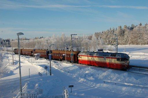 Rautatiemuseo avautuu<br /> yleisölle tiistaina