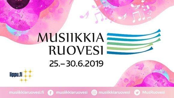 Finland Festivals: Huippumuusikot<br /> luonnon helmaan Ruovedellä