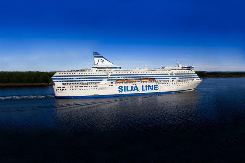 Silja Symphone palaa<br /> Helsinki-Tukholma reitille