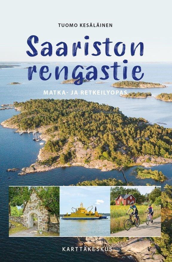 Uusi opas johdattaa matkalle<br /> Saariston rengastielle Helsinki