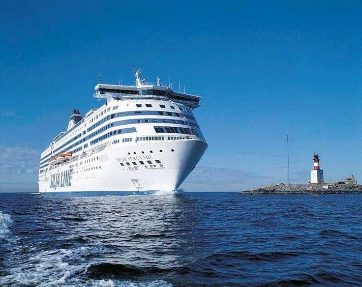 Tallinkin ja Silja Linen laivoille<br /> energiajuomiin K16-raja Helsinki
