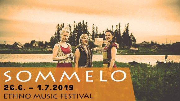 Finland Festivals: Sommelo kutsuu<br /> Kuhmoon ja Vienan Karjalaan