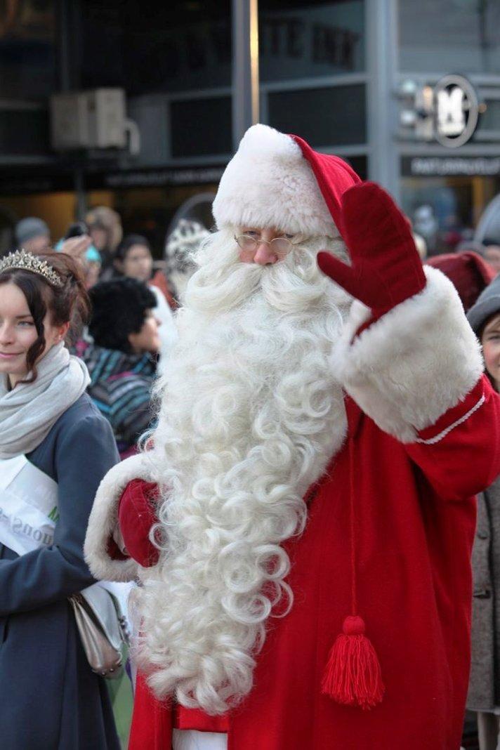 UUTISPOMMI: Rovaniemelle salassa<br /> uusi joulumaa - Mukana Mato Valtonen