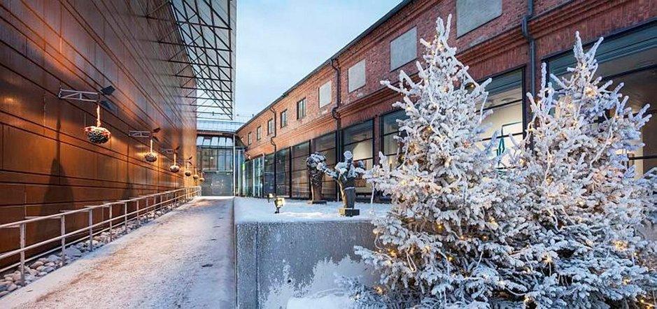 Rovaniemen taidemuseo Lapin<br /> suosituin museokorttikohde