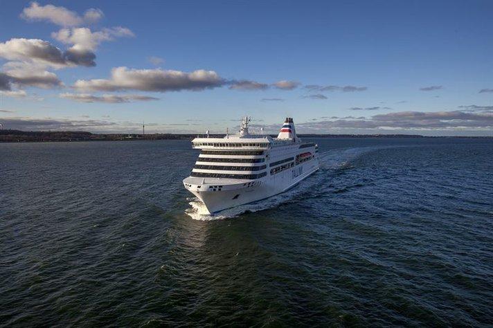 Tallink vuokraa kaksi<br /> alustaan Marokkoon
