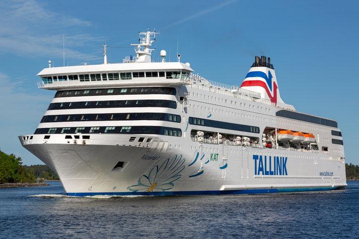 Tallink avaa risteilyt vain<br /> Suomesta lähteville