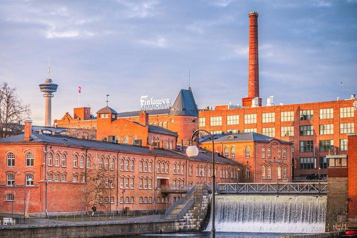Tampere onnistui kesämatkailussa-<br /> Alueelle lähes 100 miljoonaa euroa