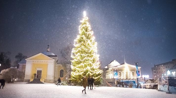 Tampereelle tulossa turvallinen<br /> ja tunnelmallinen joulu