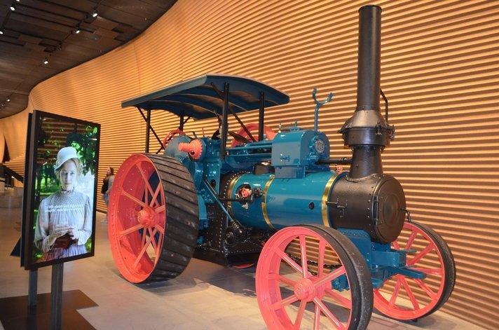 Viron uusi kansallismuseo<br /> on mielenkiintoinen kokemus
