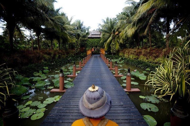 ESITTELYSSÄ: Viisi tasokasta<br /> kylpylää Thaimaassa