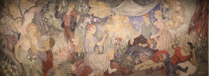 <br /> Tove Janssonin teoksia pysyvästi<br /> esille HAM-museoon Helsinkiin