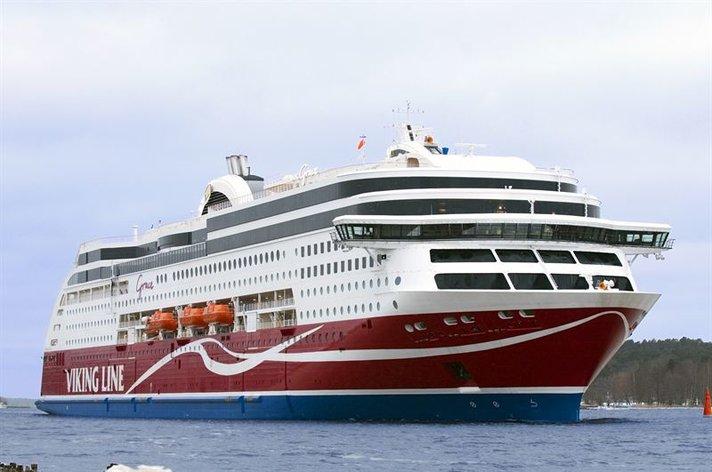Vikin Gracell&auml; nyt jo<br /> 4 miljoonaa matkustajaa
