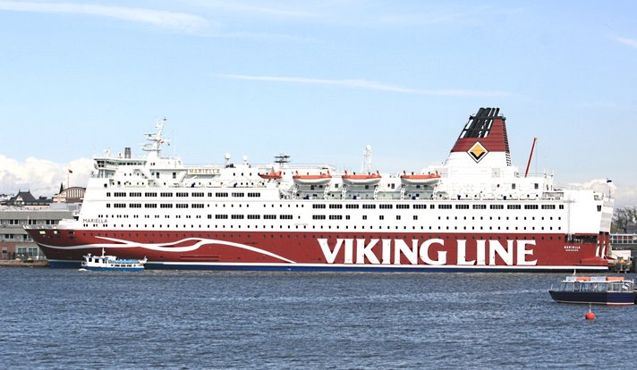 Uudistunut Viking Mariella palaa myös Tallinnan-reitille