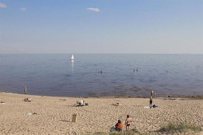 Vielä ehtii rantalomalle<br /> Viron uimarannoille