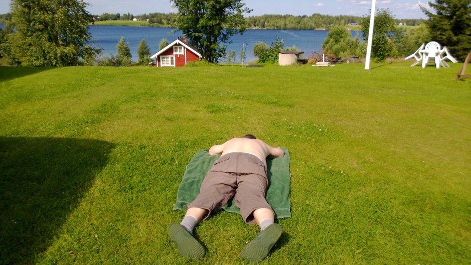 Nyt ollaan tukilakossa. Suomi seisoo, vai olisiko tilanteeseen ratkaisua?