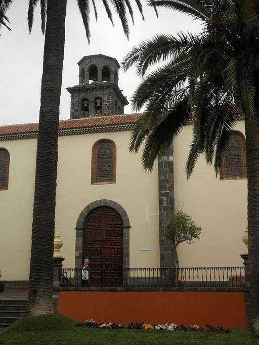Kaupungin vanhin kirkko Iglesia de la Conseptión on peräisin 1500-luvulta