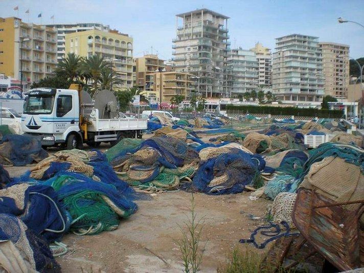 Valon rannikko avautuu espanjalaisessa<br /> kalastajakylässä - Costa Blanca