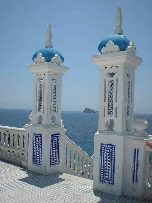 Välimeren terassi, Benidorm.