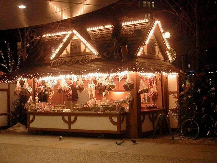 Joulupukin matka alkaa Berliinistä