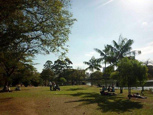 Ibirapuera-puisto.