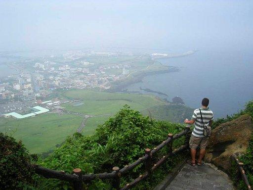 Jejun tulivuorisaari Etelä-Koreassa on tuntematon helmi.