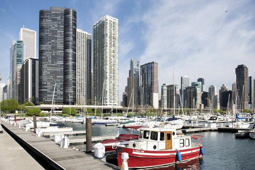 Kilpailu lennoista Chicagoon kiristyy.