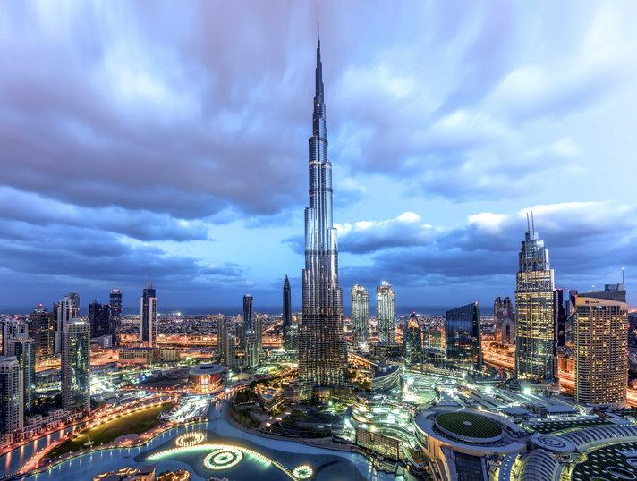 Dubai rakentaa<br /> kaupungin Marsiin Helsinki