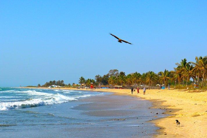 Gambia aikoo tarjota vieraan-<br /> varaisuutta ja aurinkotakuun Helsinki