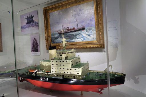 Merikeskus Vellamo on täynnä Suomen merenkulun historiaa, jossa jäänmurtajilla on ollut keskeinen merkitys.