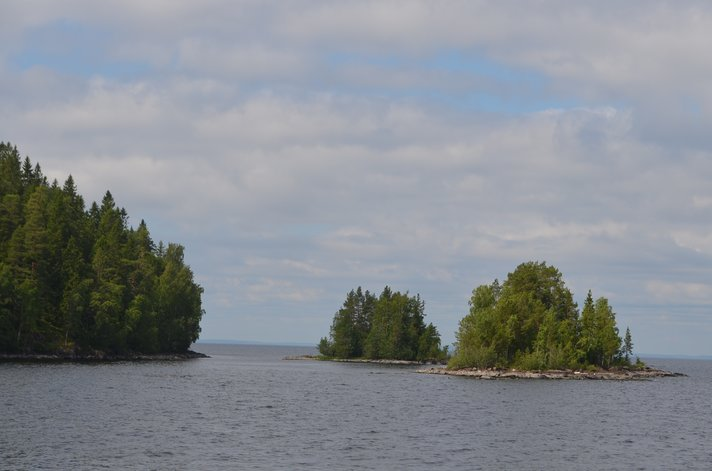 Laatokka - Euroopan suurin<br /> järvi kutsuu laivaristeilylle