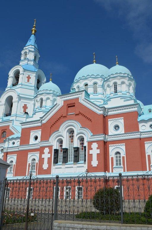 Valamon luostari on myös Vladimir Putinin vakiokohde.