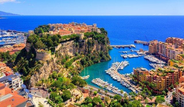 Minikokoinen Monaco hurmaa<br /> vieraan monipuolisuudellaan