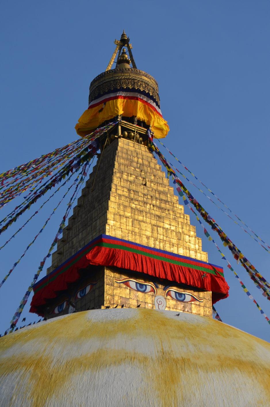Nepal j&auml;lleen k&auml;rkisijoilla<br /> matkailukohteena