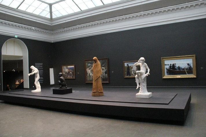 Ateneumin laaja kokoelmanäyttely <br /> esittelee Suomen taiteen tarinan!