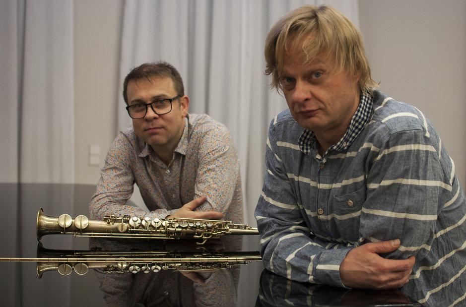 Valkeakoskella esiintyvät myös Jukka Perko ja Iiro Rantala. Kuva: Ioana Taut