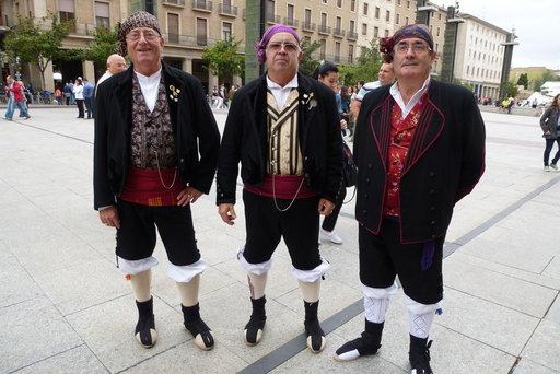 Zaragonialaiset ovat ylpeitä aragonialaisia, joille kansaperinteen vaaliminen on kunnia-asia.