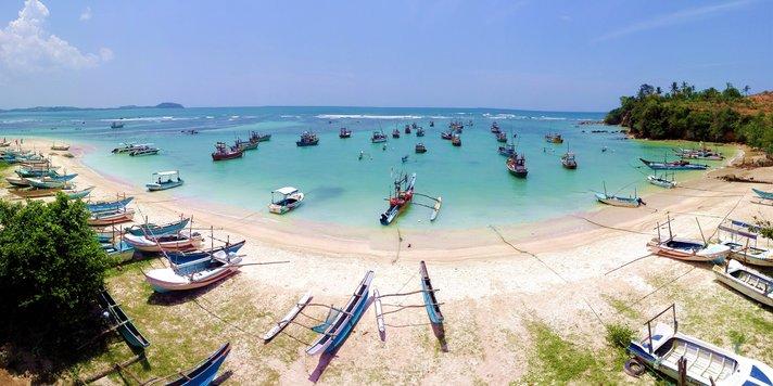 Sri Lanka odottaa lisää<br /> matkailijoita Suomesta
