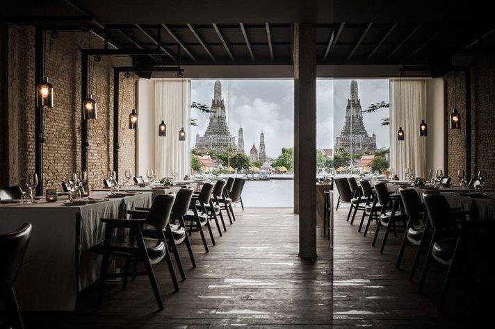 10 vinkki&auml; Bangkokin<br /> suosituista ravintoloista