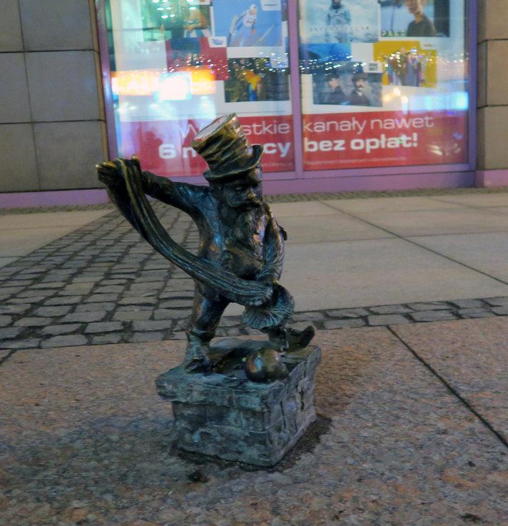 Wroclaw - Euroopan kulttuuripääkaupunki 2016:<br /> Sympaattisten tonttujen kaupunki