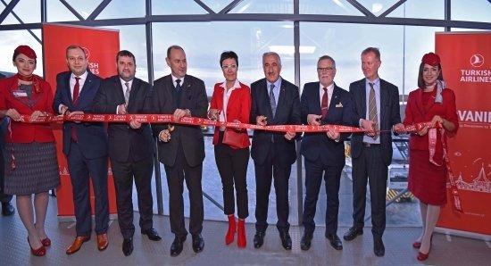 Turkish Airlines aloitti<br /> suorat lennot Rovaniemelle