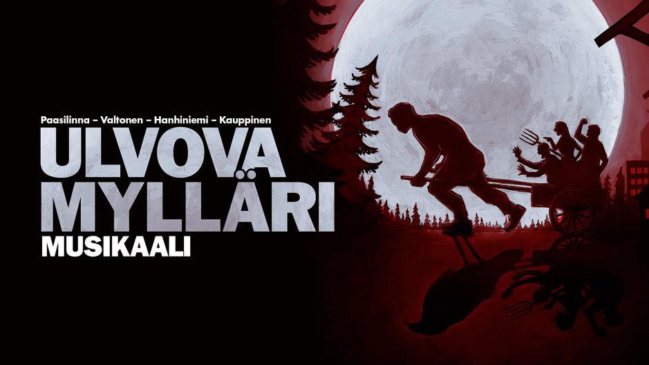 Koronan jälkeen: Ulvova mylläri<br /> teatteriin Rovaniemellä