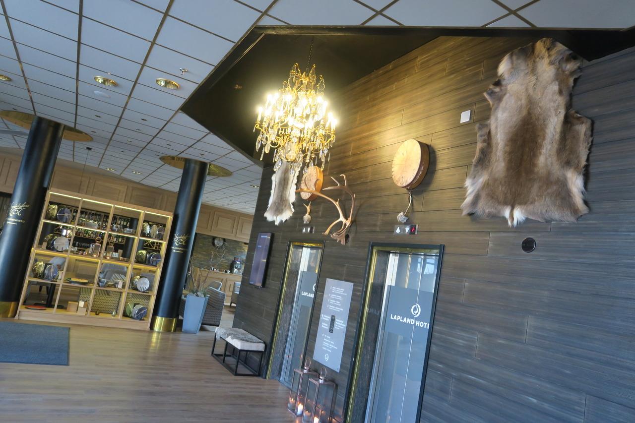 Lapin mystiikkaa Oulun keskustassa - Lapland hotel Oulu - Matka24.com