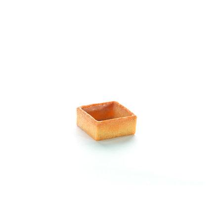 Makea neliö leivospohja 3,4*3,4cm #1